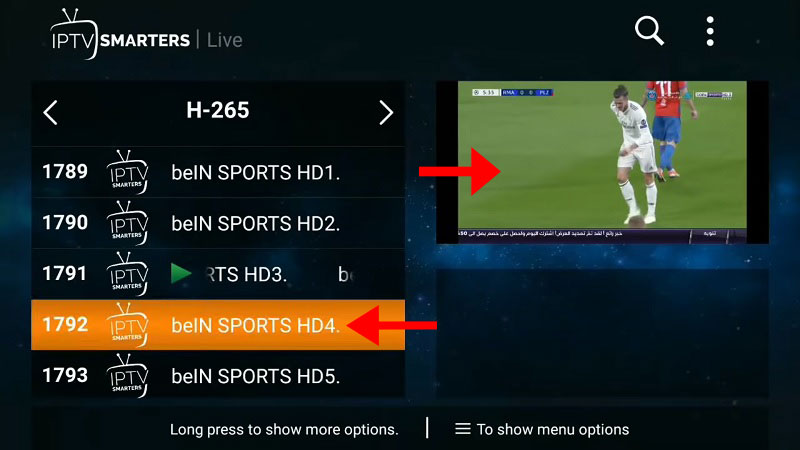 iptv smarters guide on ios